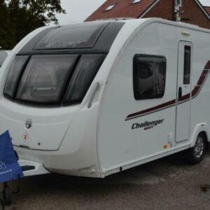 Fixed Bed Caravans